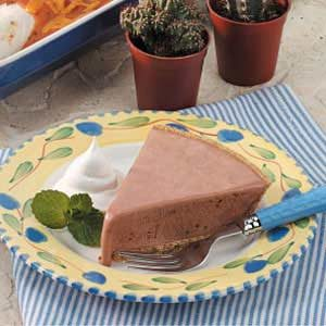 Chocolate Ice Cream Pie Recipe