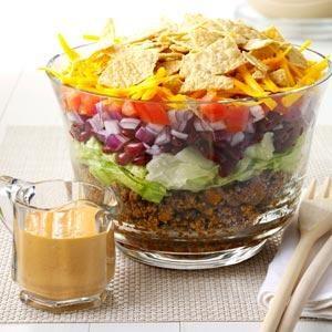 Budget Salad Recipes