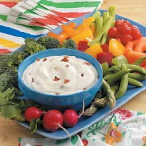 Bacon Ranch Dip Recipe