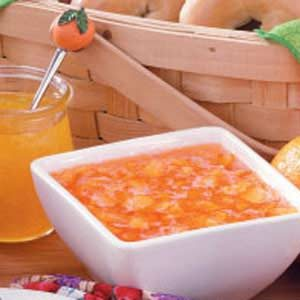 Orange Pineapple Marmalade