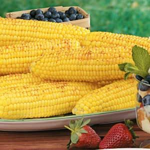 Roasted Corn on the Cob Recipe