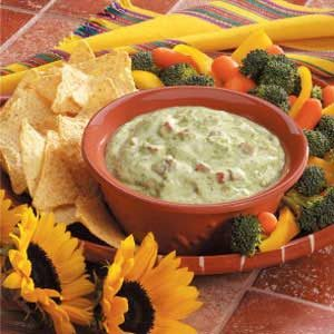 Light Guacamole Recipe