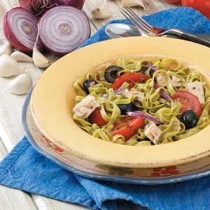 Fast Easy Mediterranean Chicken Recipe