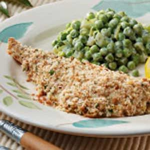 Baked Breaded Cod Recipe