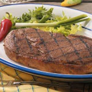 Grilled Sirloin Recipe
