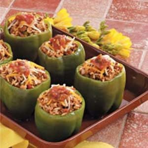 Mexican-Style Stuffed Peppers