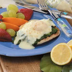 Eggs Florentine Recipe