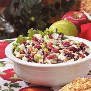 Cherry Waldorf Salad Recipe