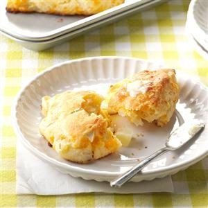 Apple Cheddar Scones Recipe