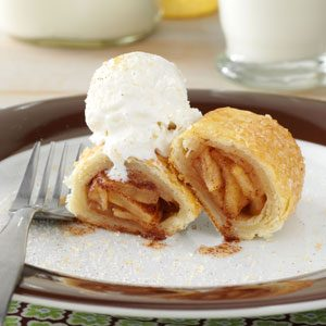 Mini Apple Turnovers Recipe