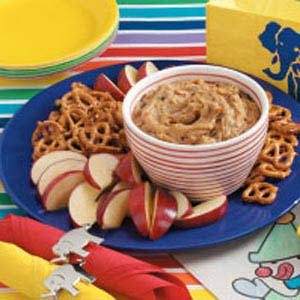 Peanut Butter Dip Recipe