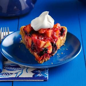 Blackberry Nectarine Pie Recipe