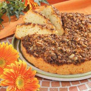 Amish Onion Cake Recipe
