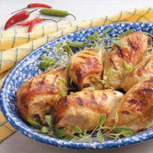 Kentucky Grilled Chicken Recipe