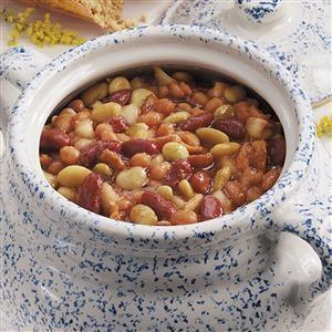 Picnic Bean Casserole Recipe