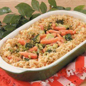 Carrot Broccoli Casserole Recipe