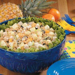Big-Batch Turkey Salad Recipe