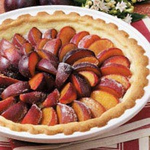 German Plum Tart Recipe