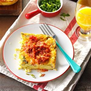 Mexican Egg Casserole Recipe