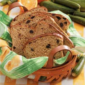 Zucchini Yeast Bread Recipe