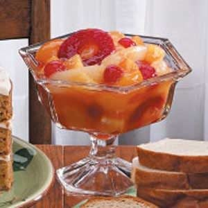 Hot Curried Fruit Compote Recipe