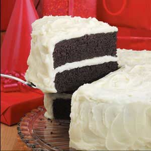 Coffee-Chocolate Cake Recipe