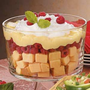 Five-Minute Trifle Recipe