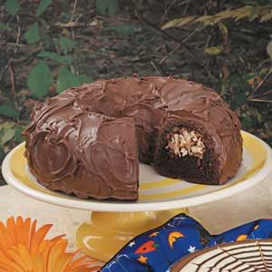 Chocolate Coconut Bundt Cake Recipe