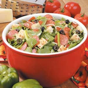 Italian Bread Salad Recipe