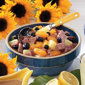 Fruited Sausage Recipe