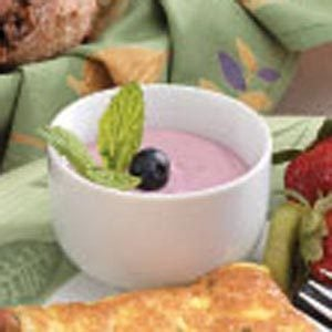 Strawberry Honey Fruit Dip Recipe