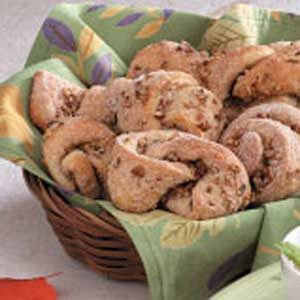 Cinnamon Bread Shapes Recipe