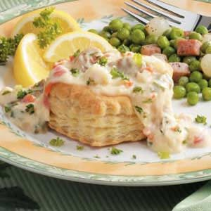Crab Mornay Recipe