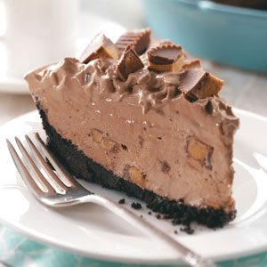 Peanut Butter Cup Pie Recipe photo by Taste of Home