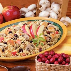 Apple Chicken and Rice Recipe