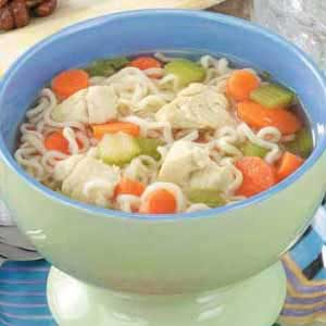 Oodles of Noodles Soup Recipe