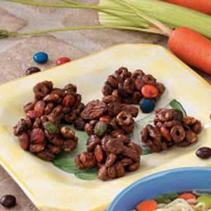 Pecan Cereal Clusters Recipe