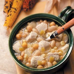 Slow-Cooked White Chili Recipe