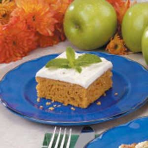 No-Fuss Pumpkin Cake Recipe