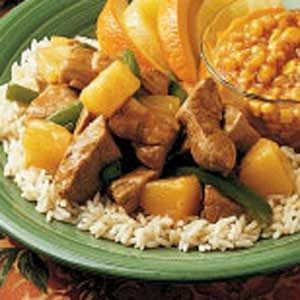 Tangy Sweet and Sour Pork Recipe
