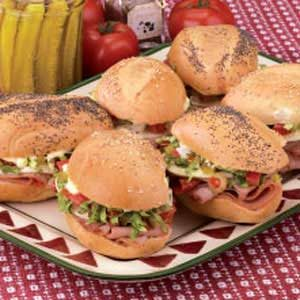 Boston Subs Recipe