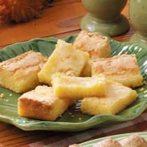 Rich Cheesecake Bars Recipe