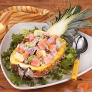 Ham and Sweet Potato Salad Recipe
