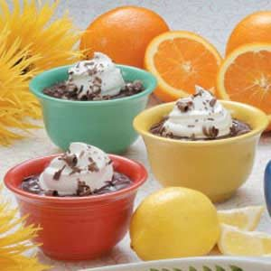 Old-Fashioned Cocoa Pudding