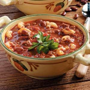 Hearty Chili Mac Recipe