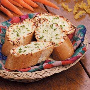 Cheesy Texas Toast Recipe