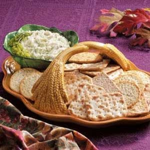 Herbed Cheese Spread Recipe photo by Taste of Home