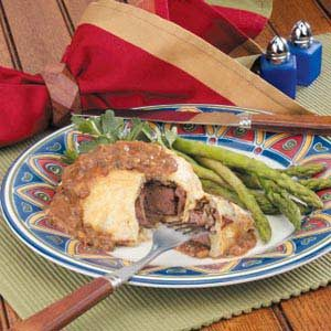 Elk Wellington Recipe