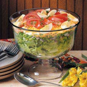 Special Layered Salad Recipe