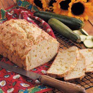 Parmesan Zucchini Bread Recipe